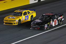 John Wes Townley, Athenian Motorsports Chevrolet and B.J. McLeod