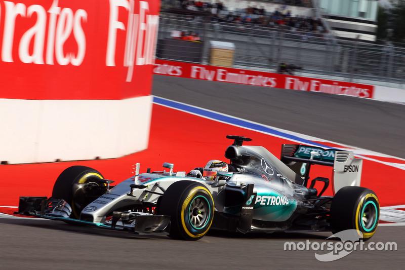 2015 : Lewis Hamilton, Mercedes F1 W06 Hybrid