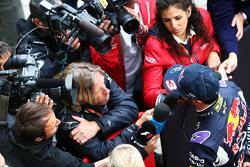 Даніель Ріккіардо, Red Bull Racing з медіа