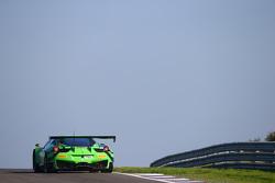 #333 Rinaldi Racing Ferrari 458 Italia: Jeroen Bleekemolen, Norbert Siedler