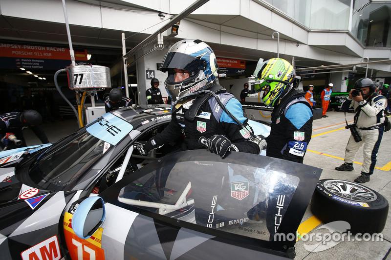 Патрік Демпсі, Патрік Лонг, Dempsey Proton Racing