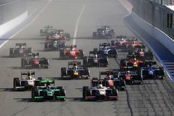 Richie Stanaway, Status Grand Prix voor Arthur Pic, Campos Racing