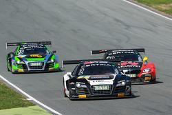 #2 C. Abt Racing, Audi R8 LMS ultra: Jordan Lee Pepper, Nicki Thiim