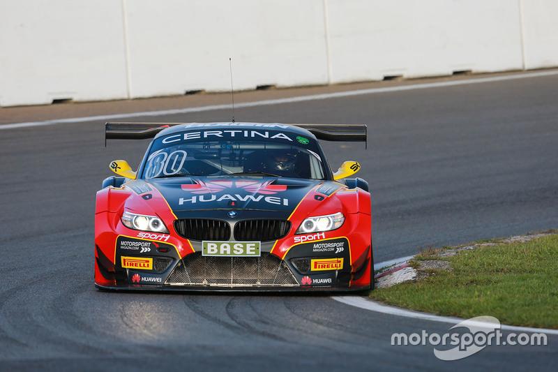 #80 Team Schubert BMW Z4 GT3: Домінік Бауманн, Йенс Клінгманн