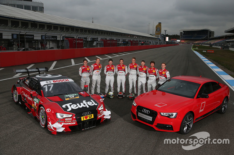 Teufel Audi RS 5 DTM and Audi A5 DTM