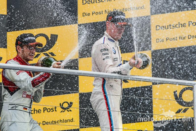 3rd, Maxime Martin , BMW Team RMG BMW M4 DTM