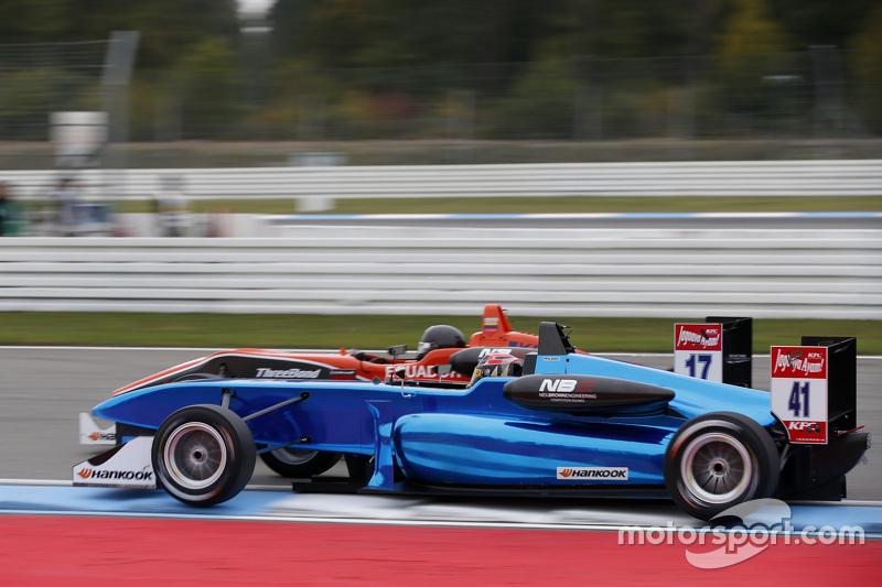 Марвін Дінст, ARTLine Engineering, P315 - NBE та Джуліо Морено, ThreeBond з T-Sport Dallara NBE