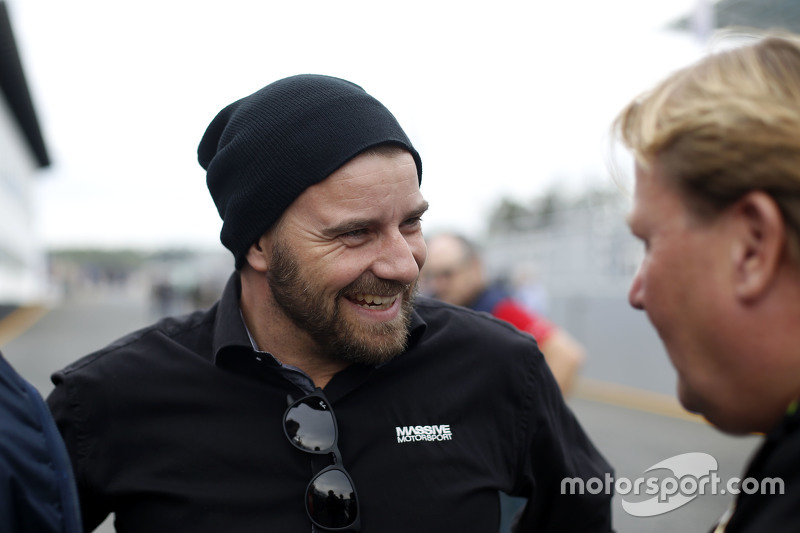 Casper Elgaard, Massive Motorsport