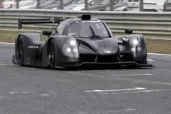 Pierre Fillon, president of the ACO tests the Ligier JS P3 - Nissan