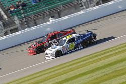 Остін ДІллон, Річард Чілдресс Racing Chevrolet та Даррелл Уоллес-молодший, Roush Fenway Racing Ford