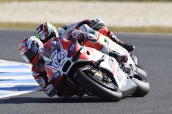 Andrea Doviziozo, Ducati Team e Danilo Petrucci, Pramac Racing