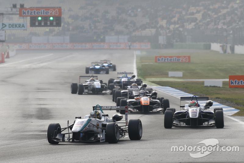 Набіль Джеффрі, Motopark Dallara Volkswagen