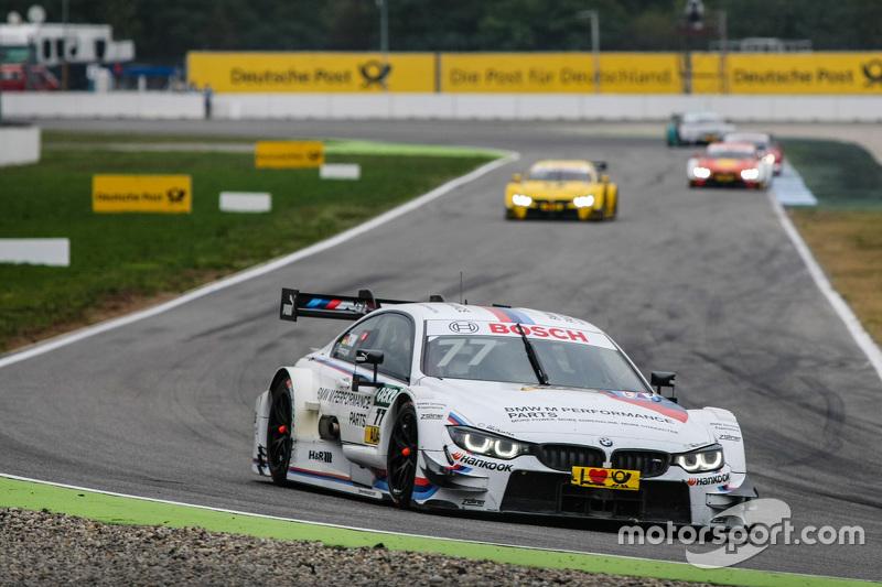 Мартін Томчик, BMW Team Schnitzer BMW M4 DTM