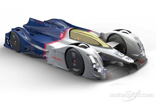 InMotion electric car unveil