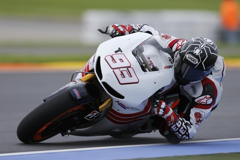 Міжсезоння 2012-2013 - Honda (MotoGP)