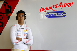 Sean Gelael, Carlin