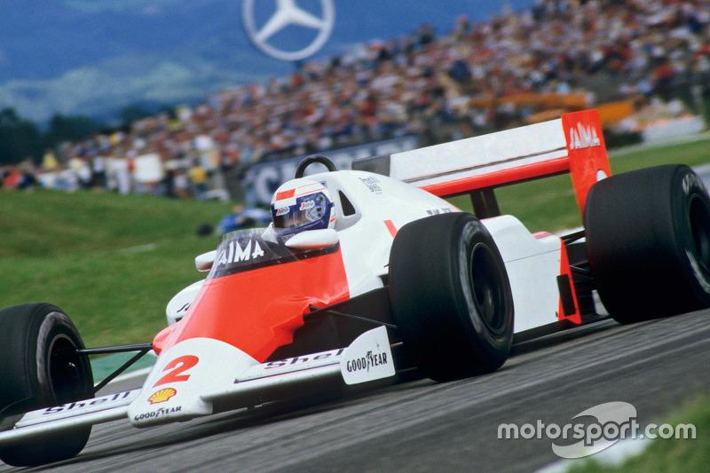 F1 1985 - 2015