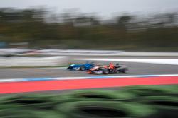 Julio Moreno, ThreeBond with T-Sport, Dallara NBE