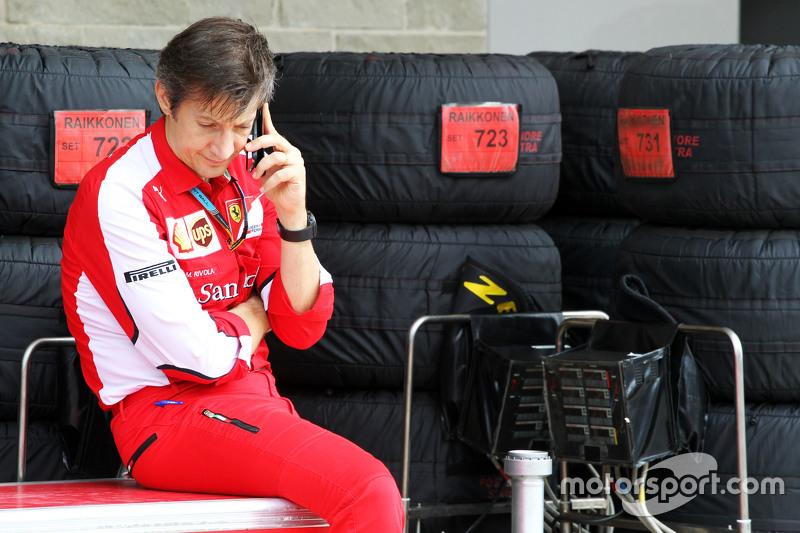 Массімо Рівола, Ferrari Спортивний директор
