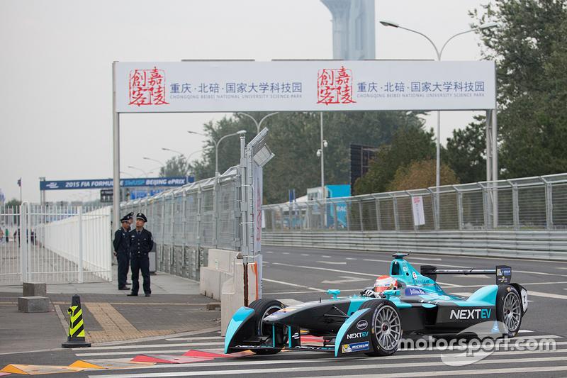 Нельсон Піке мол.., NEXTEV TCR Formula E Team