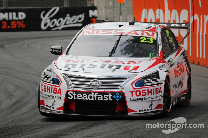 Майкл Карузо та Дін Фіоре, Nissan Motorsports