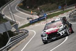 马特·奥兹伯格、乔纳斯·安德森,雪铁龙DS3 WRC赛车,雪铁龙WRC车队