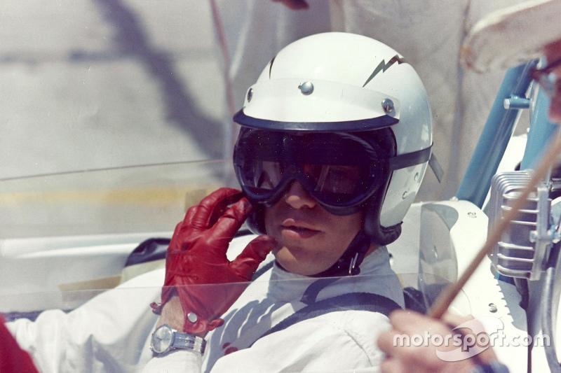 Маріо Андретті at the 1965 Indy 500