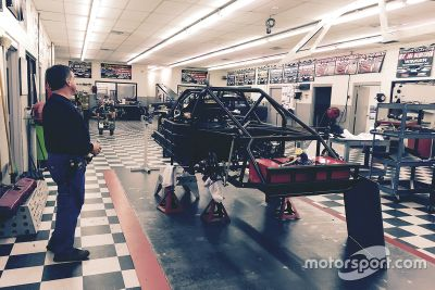 NEMCO Motorsports shop tour