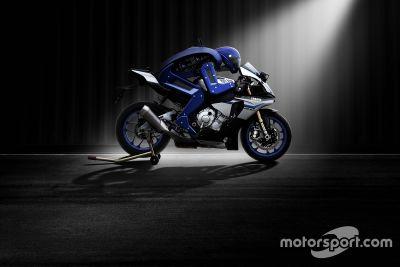 Yamaha presenta MotoBot al Tokyo Motor Show 2015