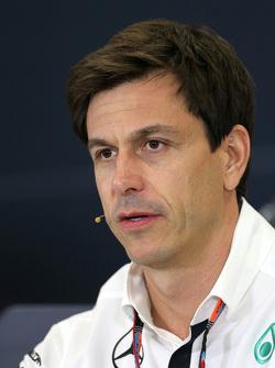 Тото Вольф, Mercedes AMG F1