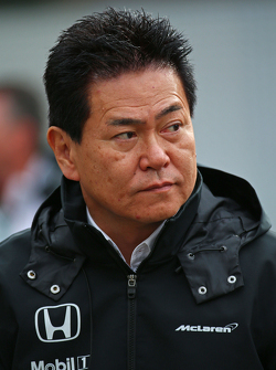 Yasuhisa Arai, Honda Motorsport Chief Officer