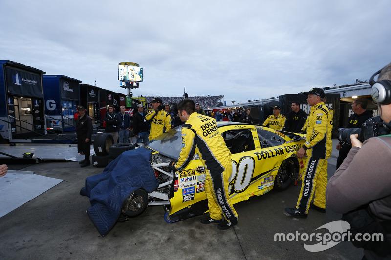 NASCAR - Matt Kenseth, Joe Gibbs Racing Toyota