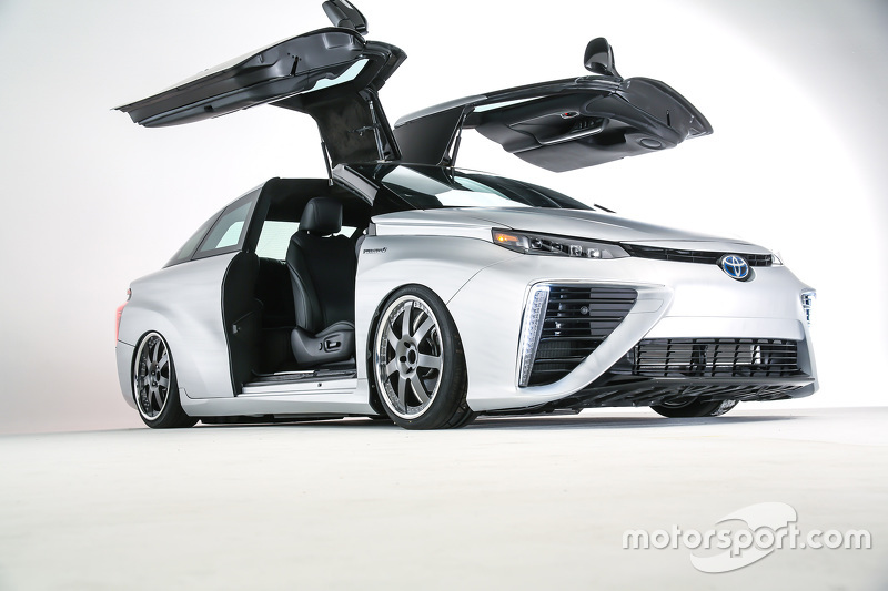 Toyota Back to the Future Mirai