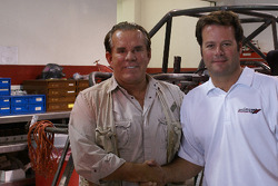 Team Dakar USA: Ronn Bailey and Robby Gordon