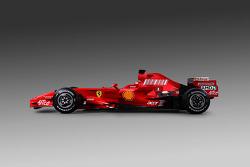 El Ferrari F2008 de 2008