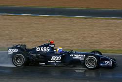 Nico Rosberg, WilliamsF1 Team, FW28 Concept car