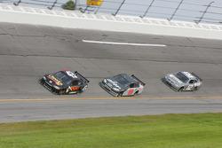 Bobby Labonte, Dale Earnhardt Jr. and Ryan Newman