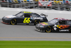 Scott Riggs and Bobby Labonte