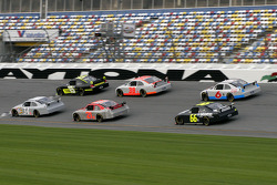 Paul Menard, David Ragan, David Gilliland, Derrike Cope, Bill Elliott and Scott Riggs
