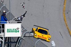 #77 Doran Racing Ford Doran: Gabriele Gardel, Memo Gidley, Fabrizio Gollin, Brad Jaeger