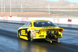 Jeg Coughlin on his way to a 6.701 at 205.44 for 2nd in the session