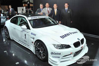 Rahal Letterman Racing BMW M3 LM GT2