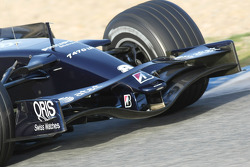 Williams F1 Team, FW30, Front wing