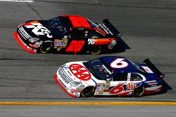 Travis Kvapil and David Ragan