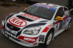 n°4 Kia Rio JN Lancuit of Franck Lagorce
