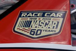 NASCAR race car decal for 2008
