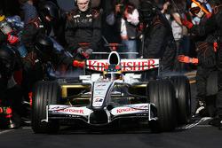 Vitantonio Liuzzi, Test Pilotu, Force India F1 Team, VJM01