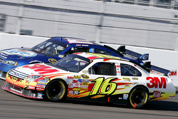 Greg Biffle and Kyle Busch