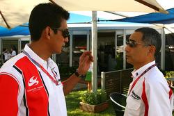 Hiroshi Yasukawa, Bridgestone, Aguri Suzuki, Super Aguri F1