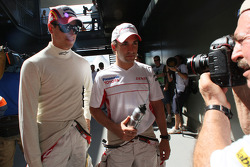 Timo Glock, Toyota F1 Team, Adrian Sutil, Force India F1 Team  / Drivers group picture 2008